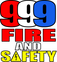 999 Fire and Safety Logo Base
